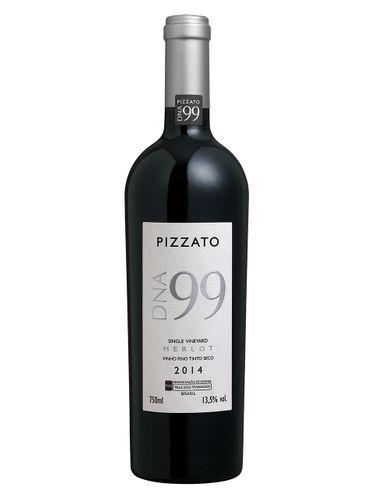 Pizzato DNA99 Single Vineyard Merlot D.O.