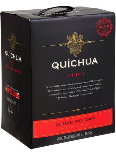 Quíchua Cabernet Sauvignon Bag in Box 5000 mL