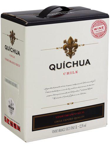 Quíchua Chardonnay Bag in Box 3000 mL
