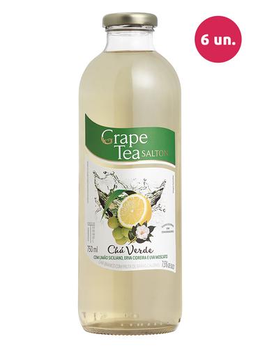 Salton Grape Tea com Limão Siciliano, Erva Cidreira e Uva Moscato 750 mL