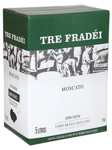 Tre Fradei Moscato Bag in Box 5000 mL