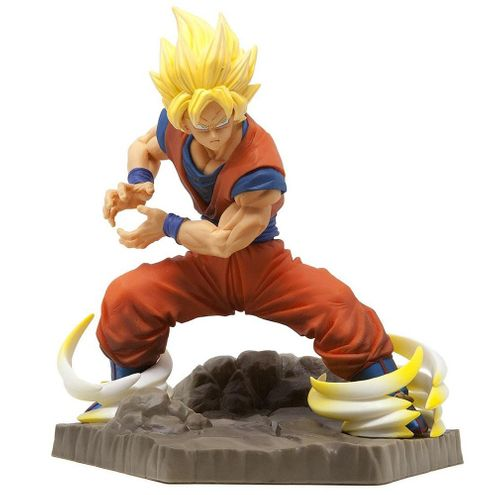 Action Figure - Dragon Ball Z - Goku Absolute Perfection