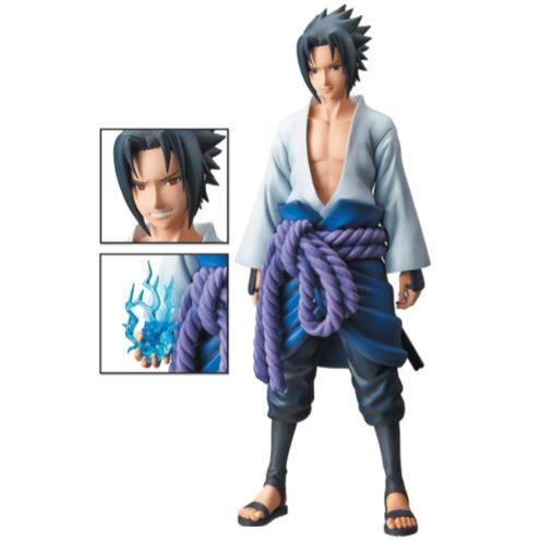 Action Figure Naruto - Uchiha Sasuke - Grandista