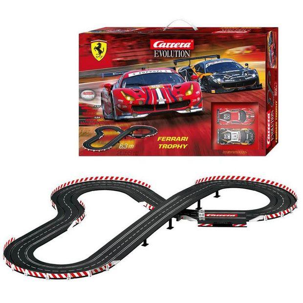 Autorama Pista Elétrica Carrera Dtm Ferrari - 6,3M 1/32 Car20025230