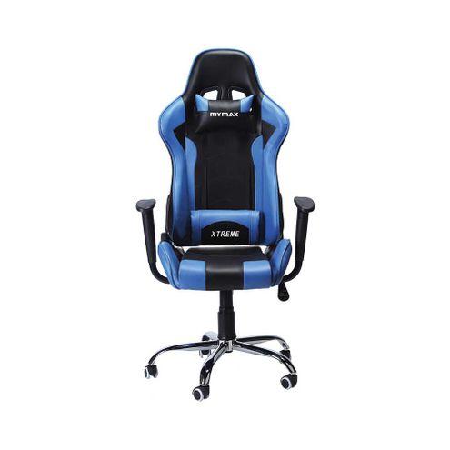Cadeira Mymax Mx7 Preto / Azul (Mgcg-002V1/bl )