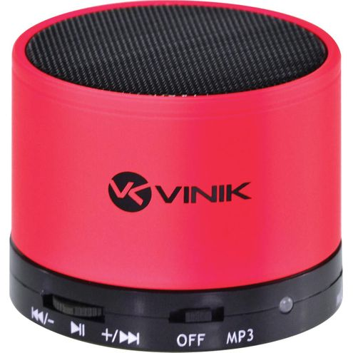 Caixa de Som Bluetooth com Fm Microsd e Microfone - 3W - Musicbox