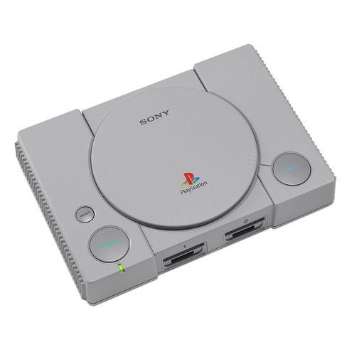 Console de Jogos Playstation Classic Scph-1000R com 20 Jogos Bivolt