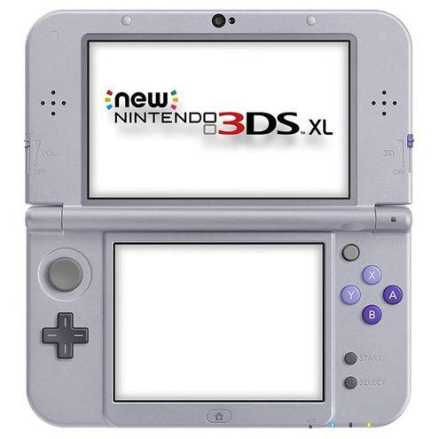 Console New Nintendo 3Ds Xl Super Nintendo Edition + Kit de Jogos e Proteção