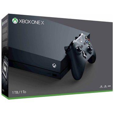 Console Xbox One X 1TB - Preto