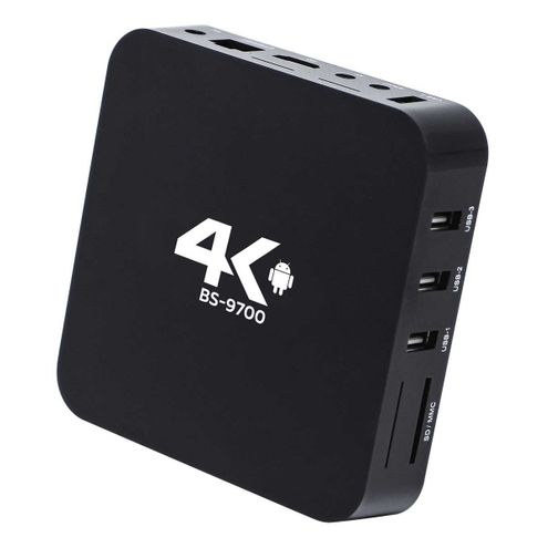 Conversor Smart Tv Box 4K Android 2 Giga Wi-Fi Android Bs9700