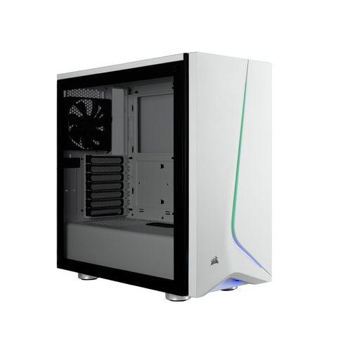 Gabinete Gamer Corsair Carbide Series Spec-06 Rgb White