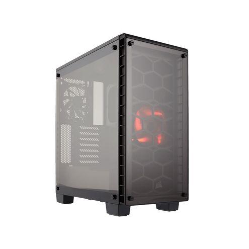 Gabinete Gamer Corsair Cc-9011099-Ww Crystal Series 460X Vidro Temperado Atx