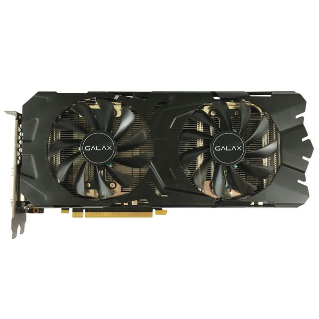 Geforce Galax Gtx Entusiasta Nvidia Gtx 1070 Ex 8Gb Ddr5 256Bit Dvi Hdmi Dp