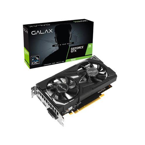 Geforce Galax Gtx Performance Nvidia Gtx 1650 One Click 4Gb Ddr5 128Bit 7008Mhz Dvi Hdmi Dp
