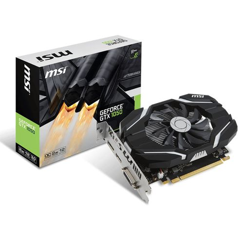 Geforce Gtx Performance Nvidia Gtx 1050 Oc 2Gb Ddr5 128Bit 7008Mhz Dvi Hdmi Dp