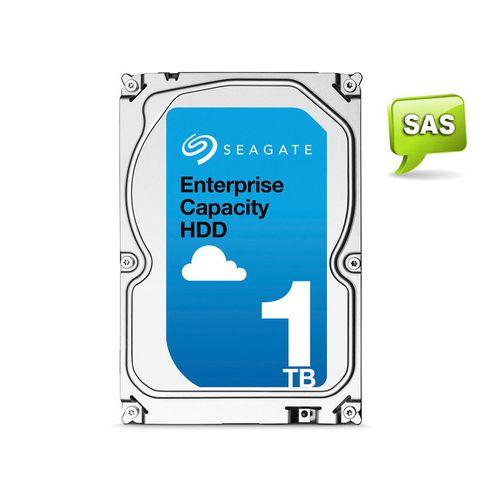 """Hdd 3,5"""" Enterprise Servidor Seagate 1 Tera 7200Rpm 128Mb Cache Sas 12Gb/s"""