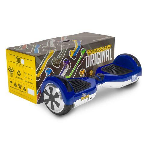 Hoverboard Balance Wheel Azul e Branco