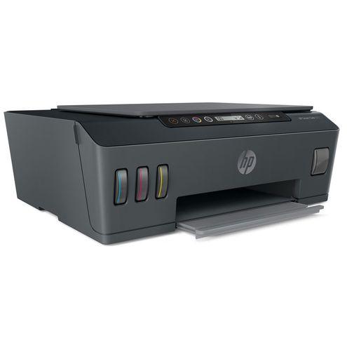 Impressora Multifuncional Jato de Tinta Color Hp Smart Tank 517 Imp/copia/dig Wifi 22Ppm
