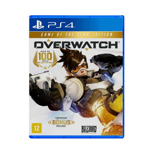 Jogo Activision Overwatch Ps4 Blu-Ray (P4Sa00728301Fgm)