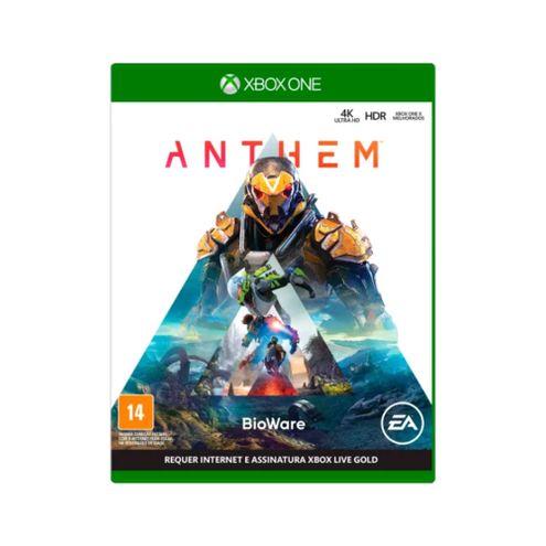 Jogo Electronic Arts Anthem Xbox One Blu-Ray (Ea3049On)