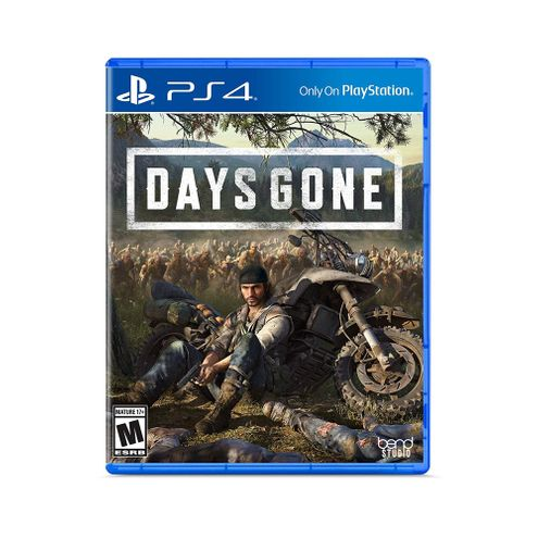 Jogo Sony Days Gone Ps4 Blu-Ray (P4Da001Fgm)