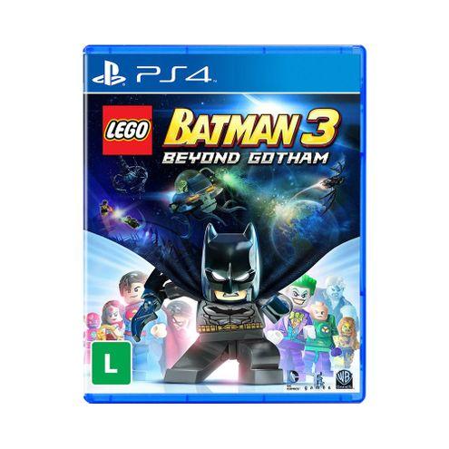 Jogo Warner Lego Batman 3 Ps4 Blu-Ray (Wgs0214An)