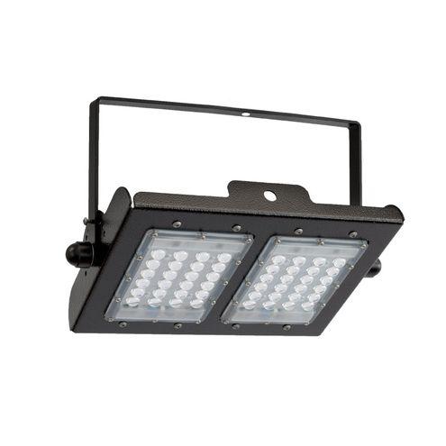Luminaria Pulse Led Projetor Industrial Aldo Solar 90W 12.420Lm 5000K 50.000H 220V Lente 90° Ip67