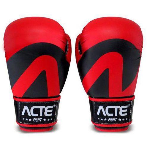 Luvas de Boxe P2 Acte Sports Tamanho 8 - Vermelho
