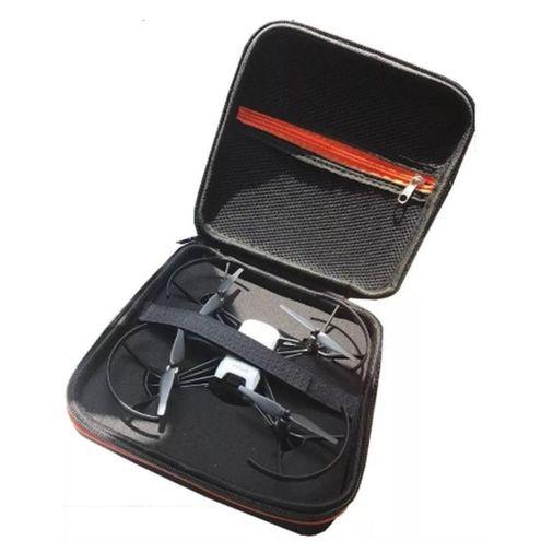 Maleta para Drone Dji Tello Boost - Laranja/preto