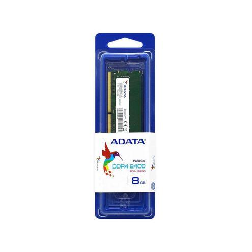 Memoria Notebook Ddr4 Adata 8Gb 2400Mhz Cl17 So-Dimm 260-Pin 1.2V