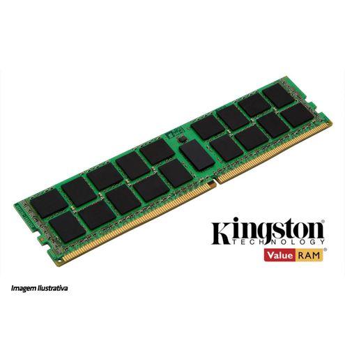 Memória Servidor Ddr4 Proprietária Dell Kingston 4Gb Ddr4 2400Mhz Cl17 Ecc Dimm X8 1.2V