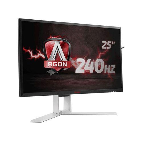 Monitor Gamer Entusiasta Aoc Ag251Fg 24,5 Led 1920X1080 Wide G-Sync 240Hz Hdmi Dp