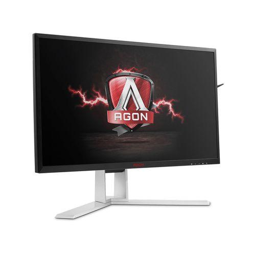 Monitor Gamer Entusiasta Aoc Ag271Qg 27 Led Wide Quad Hd 2560 X 1440 165Hz Nvidia G-Sync Hdmi Dp