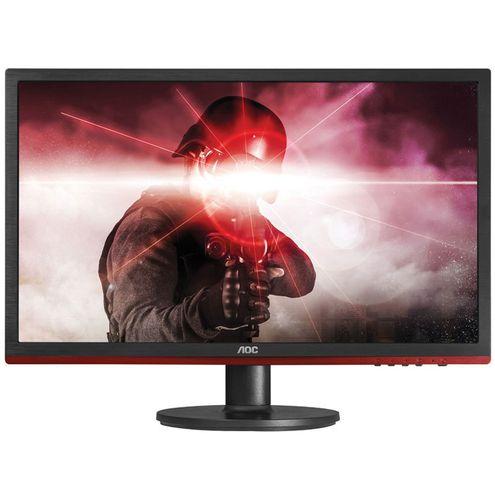 Monitor Gamer Entusiasta Aoc G2260Vwq6 21,5 Led 1920 X 1080 Full Hd 1Ms 75Hz Freesync Vga Hdmi Dp