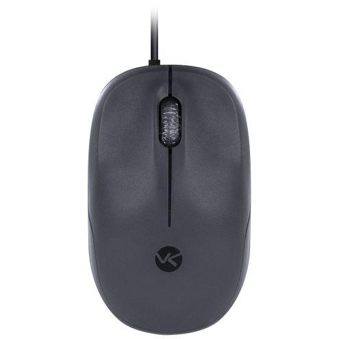 Mouse Dynamic Color 1200Dpi Cabo Usb 1.8M Cinza - Dm132