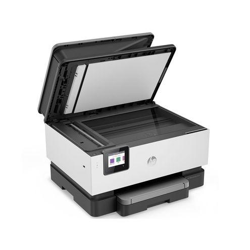 Multifuncional Jato de Tinta Color Hp 1Kr46C#ac4 Oj Pro 9010 Aio Imp/copia/dig/wifi/rede/fax 22Ppm