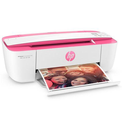 Multifuncional Jato de Tinta Color Hp 3Yz75A#ak4 Hp Deskjet Ink Advantage 3786 Poppy Pink