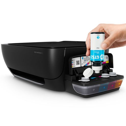 Multifuncional Jato de Tinta Color Hp Z6Z99A#ak4 Hp Ink Tank Wireless 412 Impressão/cópia/digitalização/wifi/20P