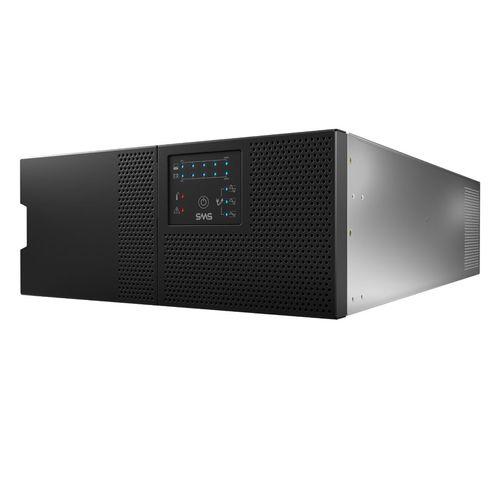 Nobreak Senoidal Interactive Sms 27856 Atrium Ar3000Bi Entrada Bivolt Saida 115V Rack 4U