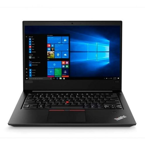 "Notebook Lenovo E480, Core I5-8250U, 8Gb [1X8Gb], Hd 500Gb, 14"" Hd Led, Win 10 Pro, 1 Ano On-Site"
