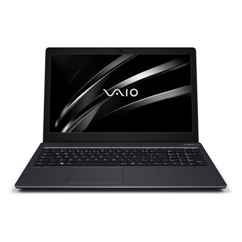 """Notebook Vaio Fit 15S Vjf155F11X-B2411B I7-8550U 8º Ger 8Gb Ram 1Tb Hd Tela 15,6"""" Fhd Win 10 Home"""