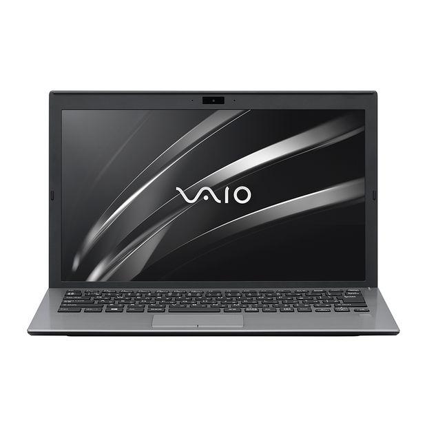 Notebook Vaio S13 Vjs132C11X-B0411S Intel Core I7 7550U 8Gb Ram 256Gb Ssd 13.3 Fhd Win10 Pro - Prata