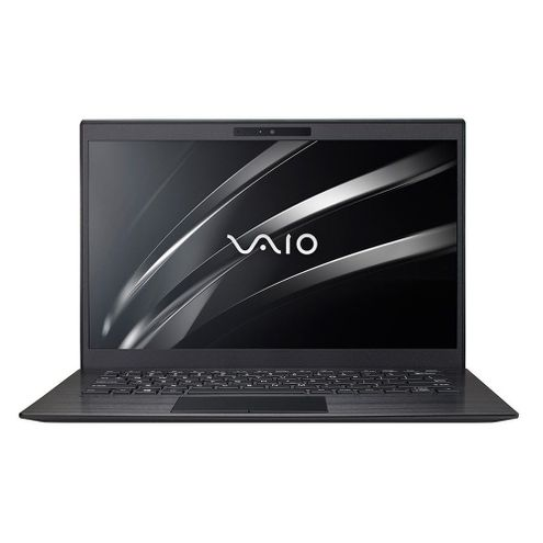 "Notebook Vaio Se14 Vjse41G11X B0111H Intel Core I5 8265U 8Gb Ram 250Gb Ssd 14"" Fhd Win10Pro - Cinza"