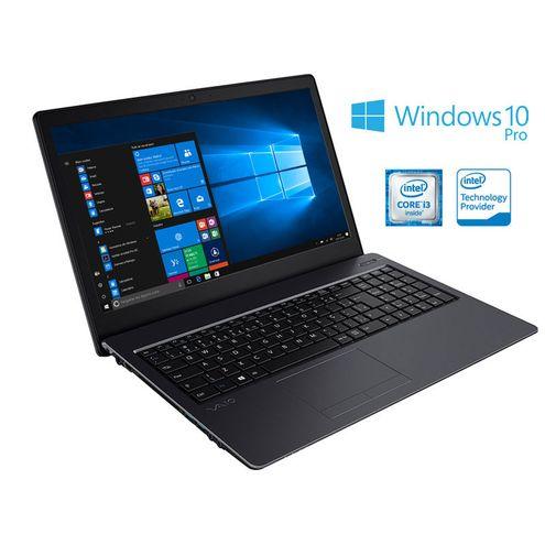 Notebook Vaio Vjf154F11X-B0621B Fit 15S I3-6006U 1Tb 4Gb 15.6 Led Win10 Pro