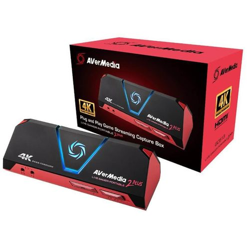 Placa de Captura Avermedia Live Gamer Portable 2 - Gc513