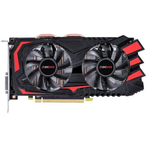 Placa de Video Nvidia Geforce Gtx 1060 6Gb Oc Dual-Fan Gddr5X 192 Bits 60Nrj7Dsx1Py - Pcyes