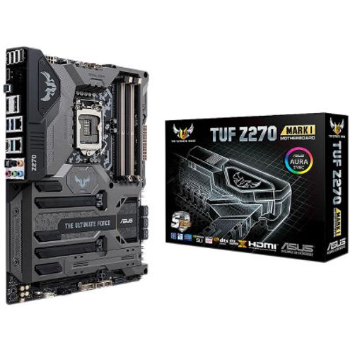 Placa-Mãe Asus (Z270 Mark 1~90Mb0S20-M0Eay0) Intel 1151 Ddr4 Atx