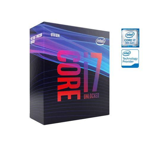 Processador Core I7 Lga 1151 Intel Bx80684I79700K Octa Core I7-9700K 3.6Ghz 12M Cache 9Ger S/cooler