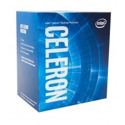 Processador Intel Celeron G4900 Box Lga 1151 / 3,1Ghz / 2Mb Cache 8º Geração
