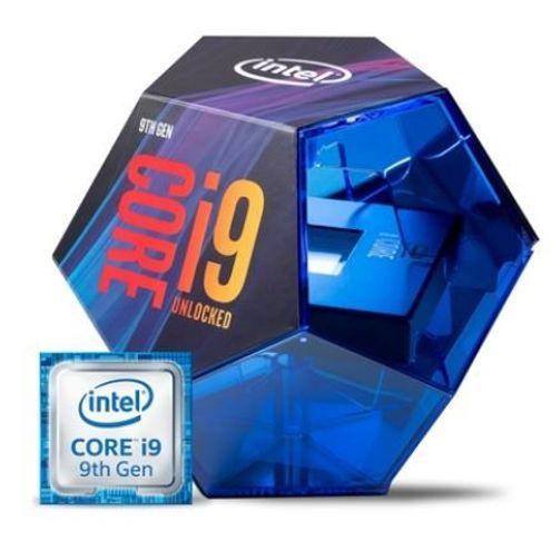 Processador Intel Core I9-9900K Coffee Lake 9ª Geração Cache 16Mb 3.6Ghz (5.0Ghz Max Turbo) Lga 1151